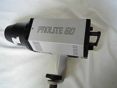 Bowens Prolite 60 Flash Head