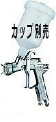 ANEST IWATA W-400 W400 142G 1.4 mm Gravity Spray Gun without Cup Japan New