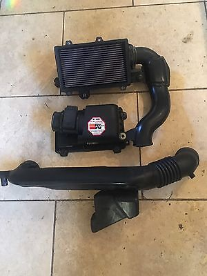 Mazda Mx5 Mk1 1.8 Import K&N Filter With Complete Airbox And Pipework