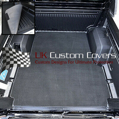 Ford Ranger T6 Carpet Load Bed Liner - Non Slip Boot Mat 2012 Onwards 246