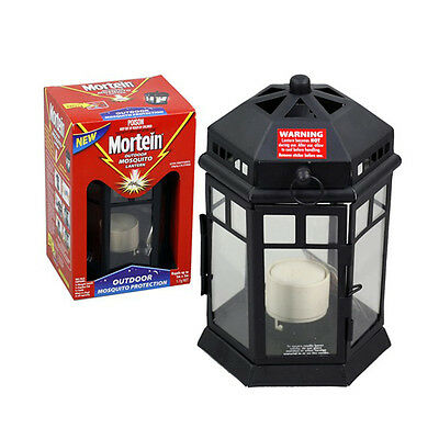 6x MORTEIN Mosquito Repellent Outdoor Lantern Insect Repel Brand New Wholesale
