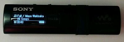Sony Walkman NWZ-B183 Black (4GB) Digital Media Player