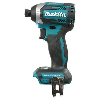 "MAKITA DTD154Z 18V 1/4"" Impact Driver 3 Speed Brushless DC Motor (Tool Only)"