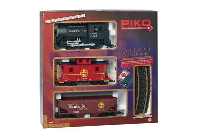 Piko-G 37104  - Start-Set Güterzug Santa Fe