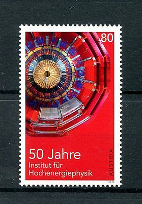 Austria 2016 MNH Institute for High Energy Physics 50 Yrs 1v Set Science Stamps