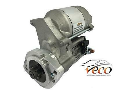 Simca Abarth Performance Gear Reduction Starter Motor Wosp Motorsport Lms487