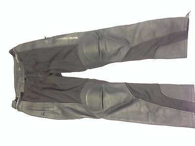 REV'IT Leather Trousers size 50