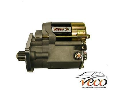 Ford Pinto Ohc High Performance Starter Motor 1.0Kw Wosp Motorsport Lms009
