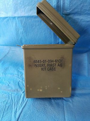 Insert, First Aid Kit Case OD Green US Military