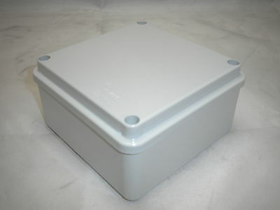 Gewiss Enclosure Junction Box Adaptable Plastic Pvc Ip56 Waterproof Weatherproof