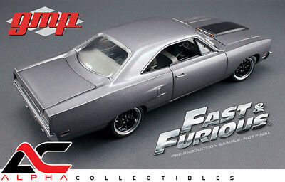 Pre-Sale Gmp 18857 1:18 1970 Plymouth Road Runner Fast And Furious Tokyo Drift