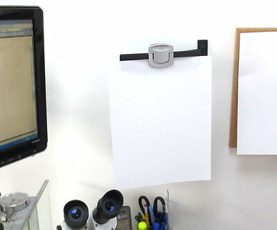 Paper Clip Monitor Document Holder Office Clipboard File