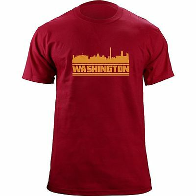 Original Washington Skyline Redskins T-Shirt