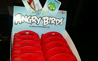 Angry birds power playing cards case of10x 10 box's equals 100 pks