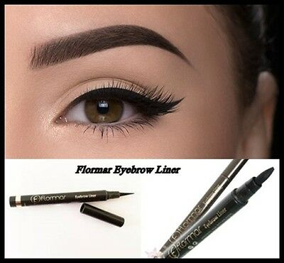 Flormar Eyebrow Liner With Water Resistant Formula - 4 Different Shades
