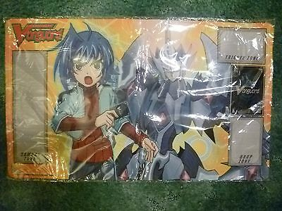 Cardfight Vanguard - Playmat - BT05 - Aichi and Majesty Lord Blaster NEW
