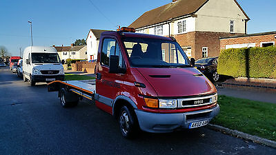 Iveco 3.5t recovery truck 2.8td