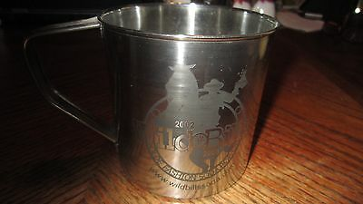 Wild Bill's Stainless Steal 2002-2008 Soda Cup