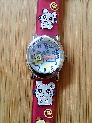 Hamtaro Bijou Kinderuhr, children's watch