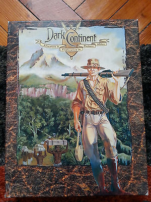 Dark Continent Roleplaying Set. Excellent condition - useful for Call of Cthulhu