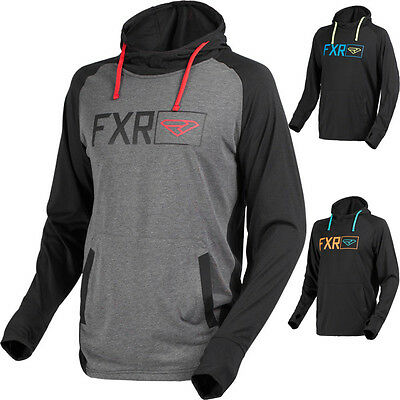 FXR Terminal Tech Mens Pullover Sweatshirts Athletic Jackets Hoodies