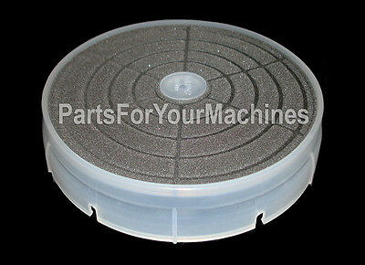 Vacuum Cleaner Filter, Frame, Repl Tennant 180626, Magna Twin, Typhoon, Max Trac