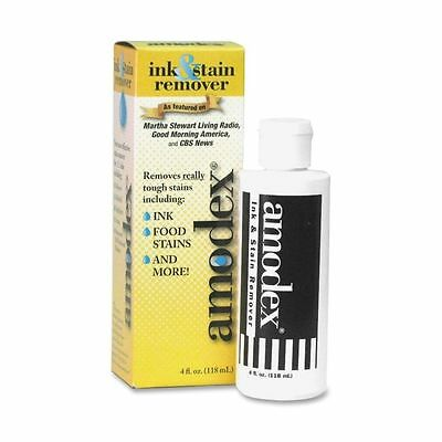 Amodex 104 Ink and Stain Remover, 4 oz., White FREE SHIPPING