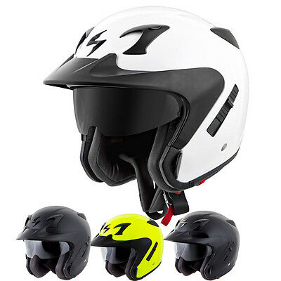 Scorpion EXO-CT220 Solid Mens Street Riding DOT Motorcycle Helmet