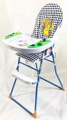 Chair Baby High Highchair Feeding Recline Adjustable Seat Height New Foldable Hi