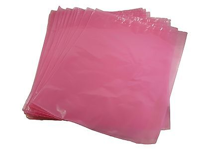 "12 x 15"" 2 Mil ANTI-STATIC Poly Bags for Motherboards, LCD Screens, Main Boards"