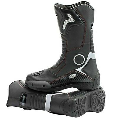 2015 Joe Rocket Ballistic Touring Waterproof Mens Motorcycle Boot
