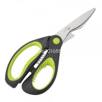 Multifunction Scissors Kitchen Gadgets Fridge Scissors Chicken Bone Shears