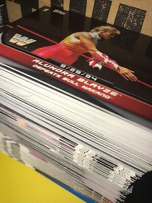 2016 Topps WWE Divas Revolution COMPLETE SET All 84 Cards With Inserts