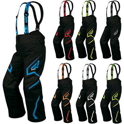 FXR Racing Helix Youth Skiing Snowboard Snowmobile Pants