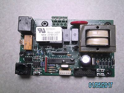 Control Board For Hubbell Series J Booster Heaters. Part # T1000