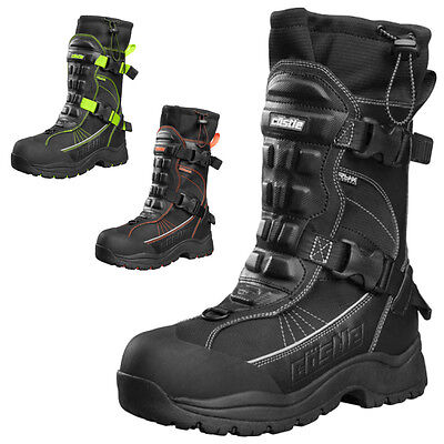 Castle Barrier 2 Snowmobile Mens Snow Winter Cold Weather Boot