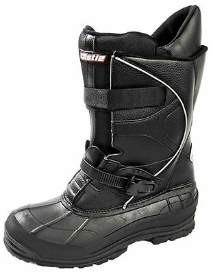 Castle Platform Adult Mens Womens Snowmobile Snow Winter Cold Weather Boot