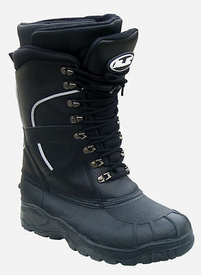 HJC Extreme Mens Winter Cold Weather Mens Snow Sports Snowmobile Boots