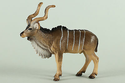 Schleich Retired 2013 Kudu Antelope 14645 circa 1997 made in Portugal   VGC