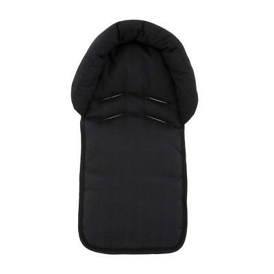 BabyStyle Head Hugger for Oyster CAR SEAT BLACK
