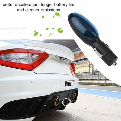Portable Size Automatic Car Fuel Saver Vehicle Gas Fuel Economizer Tool EW