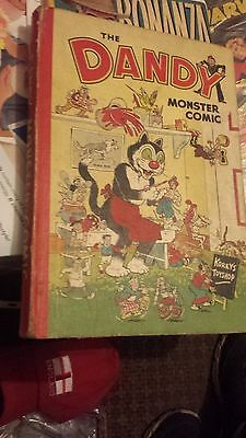 The Dandy Monster 1952  no inscriptions, nice condition
