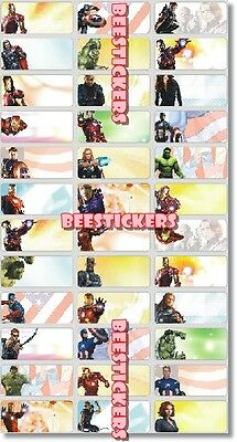 LABELS 90 TOY STORY PERSONALISED NAME STICKERS TAG