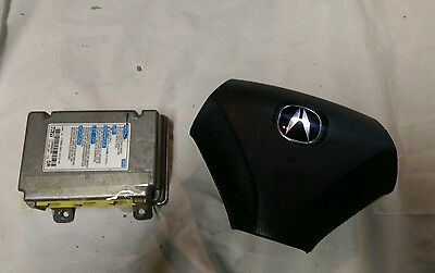 Acura tsx 2004 05 06 07 08 drivers side airbag