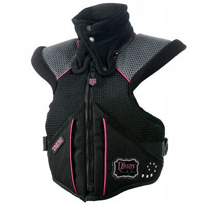Divas Snow Gear Pure Snow Super Sport Womens Tek Vest