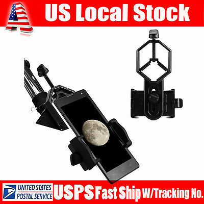 Binocular Monocular Spotting Scope phone Mount holder fit iphone 6plus/6/5s/5
