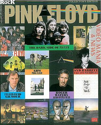Classic Rock Collector's Edition  Pink Floyd .magazine Feb/marzo 2017