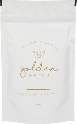 Turmeric Coconut Cacao Latte 100g - Golden Grind