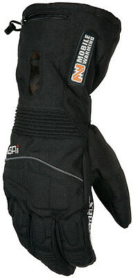 Mobile Warming TX Insulation Snowmobile Gear Cold Weather Mens Gloves
