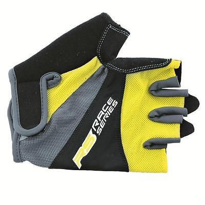 OGNS Half-finger gloves size M black / yellow Sport
